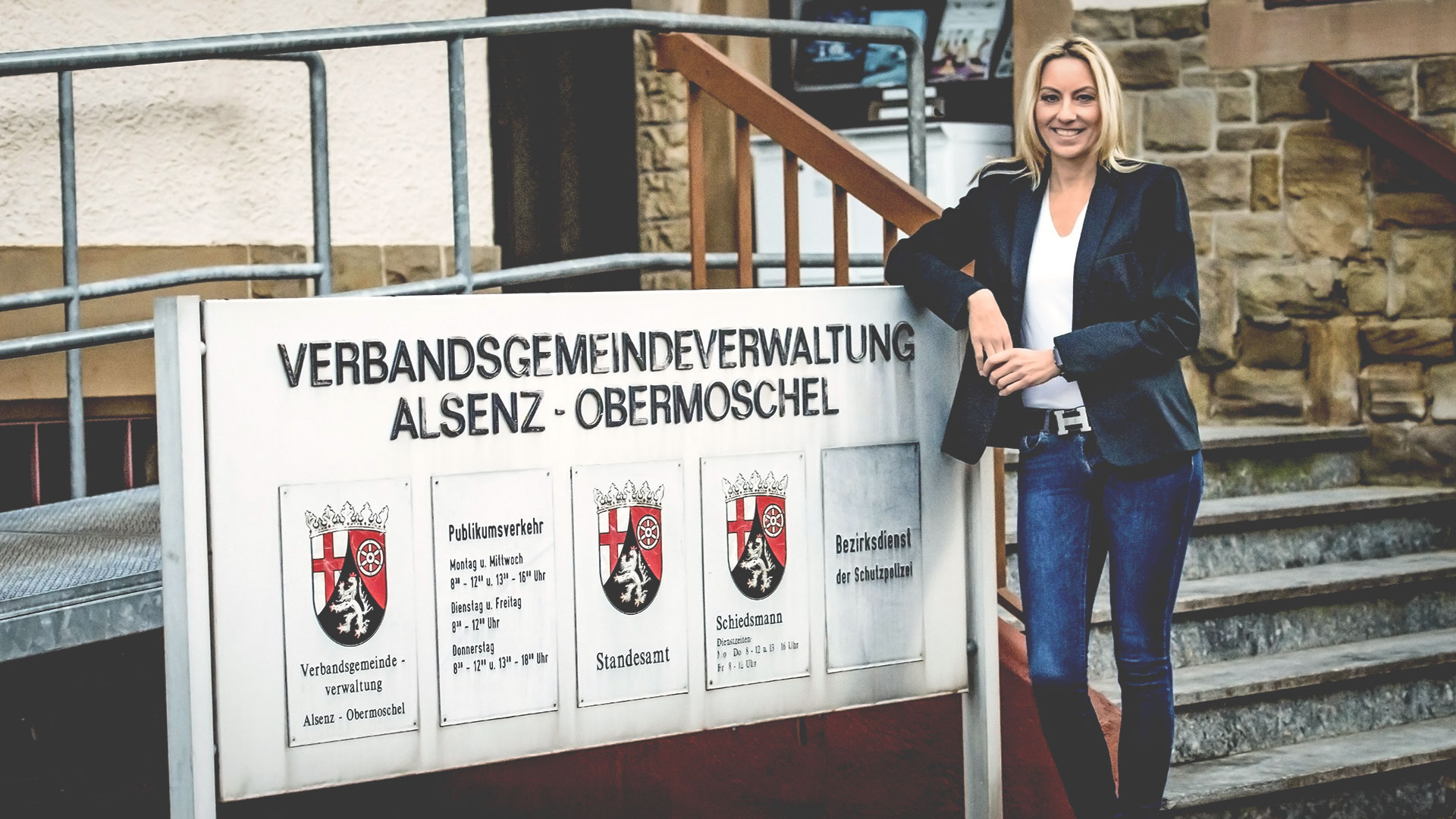 Tanja Gaß und ihre Ziele